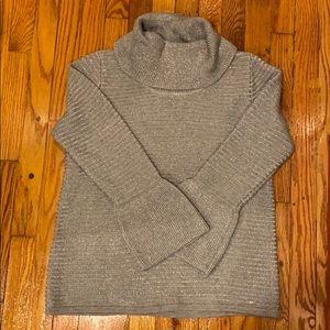 Calvin Klein 3/4 bell sleeved sweater
